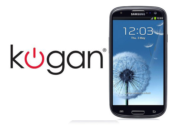 Kogan now selling 4G compatible Samsung Galaxy S III for $749 (Updated)