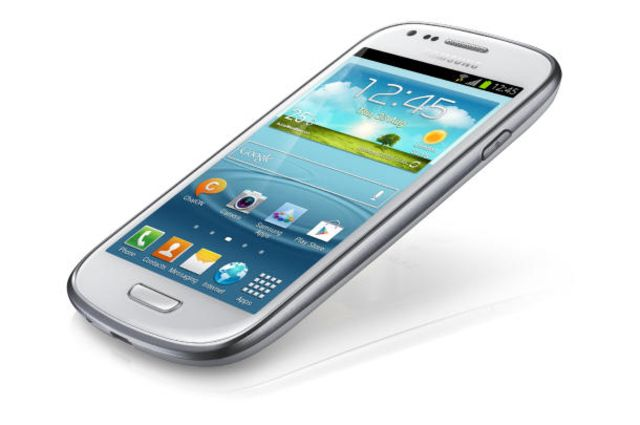 Samsung officially launches Galaxy S III Mini