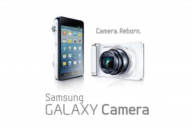 Samsung considering Wifi Galaxy Camera for Australian Market