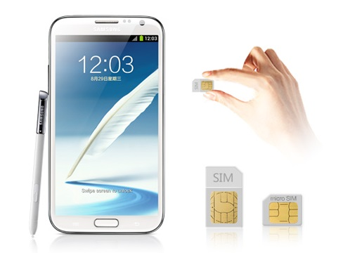 Samsung China launching dual-SIM flagship phones