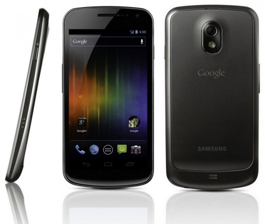 Samsung GALAXY Nexus from Vodafone receives Android 4.1.2 Update