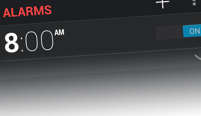 8am-alarm