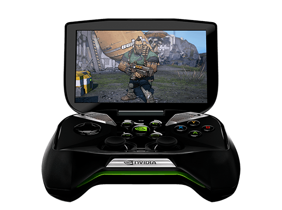 NVIDIA announces Project Shield, an Android-powered handheld gaming unit