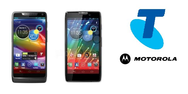 $100 cashback when purchasing Motorola RAZR M or RAZR HD from Telstra