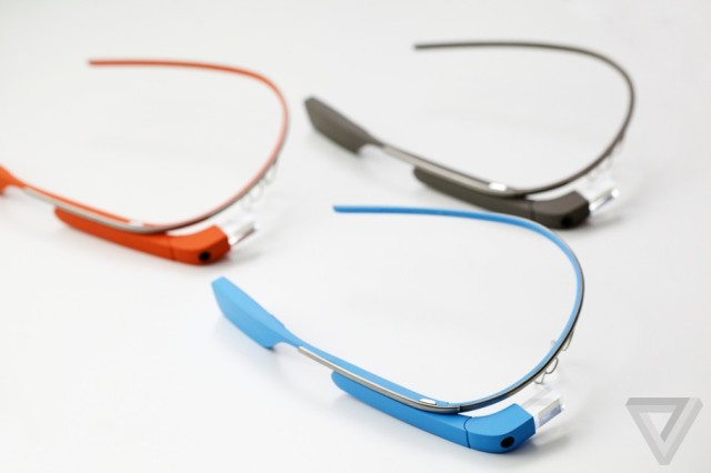 Google Glass can be used to identify people in a crowd