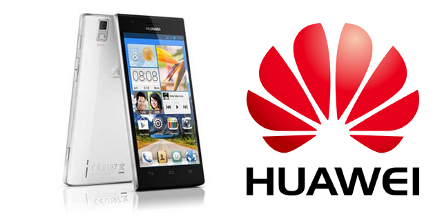 Huawei announce the Ascend P2 at Mobile World Congress