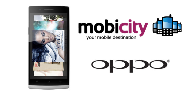 Mobicity - Oppo Find 5