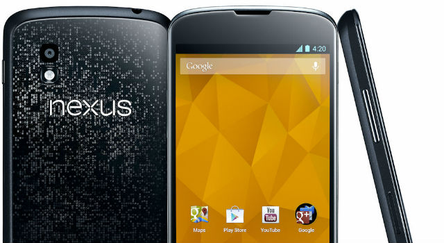 The Nexus 4 could receive Android L when released