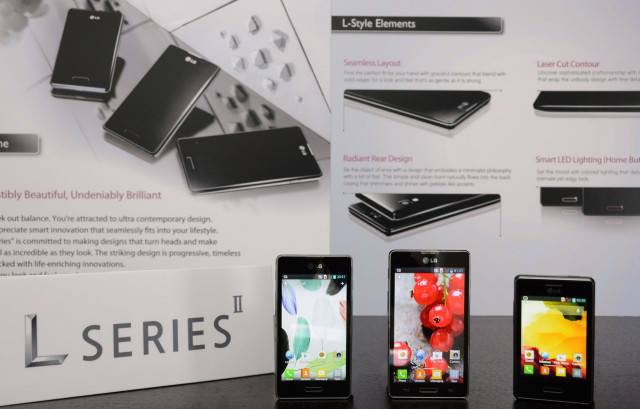 LG to introduce Optimus L Series II at Mobile World Congress