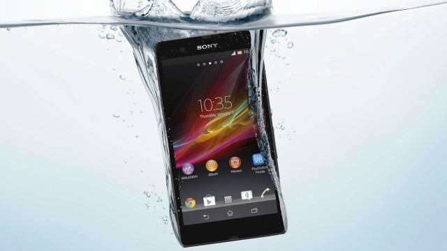 Sony Xperia Z Water