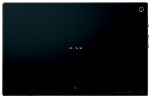 Xperia-Tablet-Z-Back