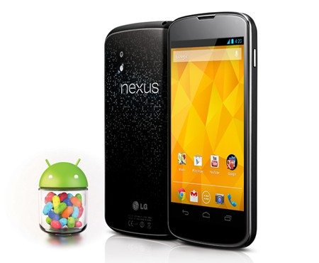 Official Android build numbers page hints at imminent 4.2.2 update for Nexus 4