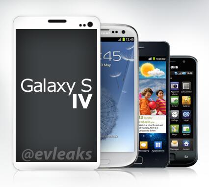 Samsung Galaxy S IV Leak 2