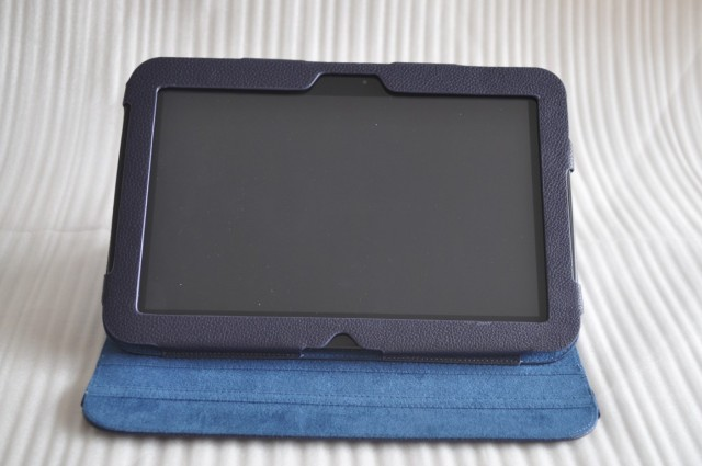 Nexus 10 Smart Cover 360 Rotation Case — Review