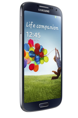 Samsung Galaxy S 4 (side)