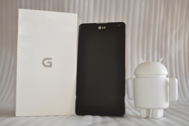 LG Optimus G — Review