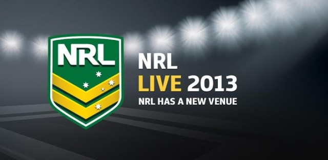 NRL Live 2013 released on Google Play