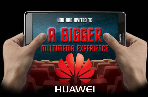 Huawei Ascend Mate set for launch next week