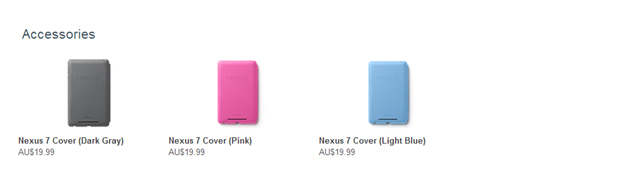 Nexus 7 Travel Covers