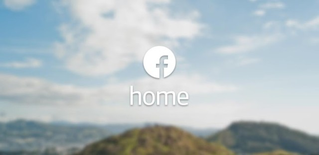 Facebook Home launches, install it onto any device now