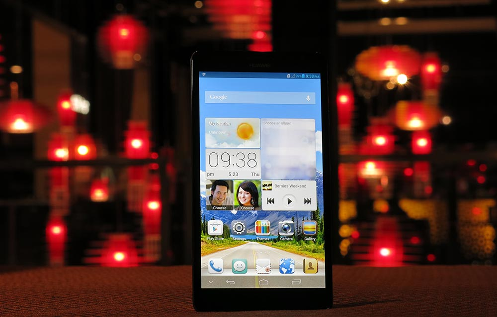 Huawei Ascend Mate — Review