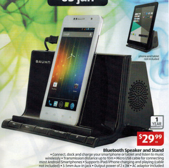 aldi to sell 10 3g enabled android tablet from next week ausdroid. Black Bedroom Furniture Sets. Home Design Ideas