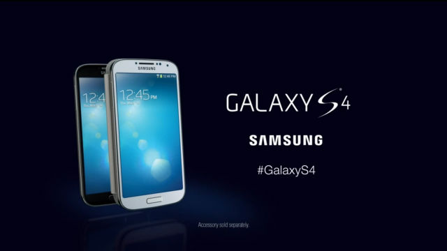 Samsung begins pushing Android 4.4 out to Galaxy S4 handsets
