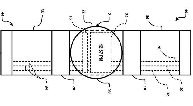 Google-Smartwatch - 20130107674