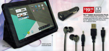 Tablet Accessory Pack