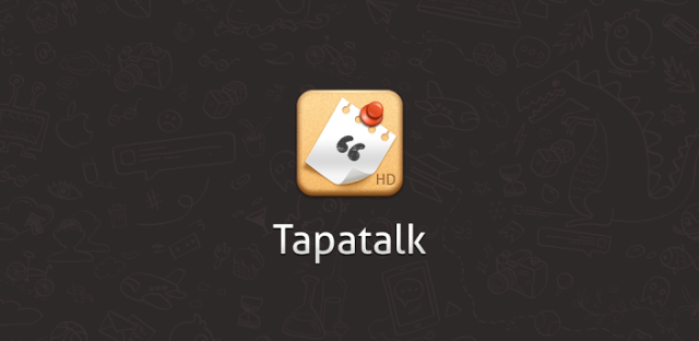 Tapatalk 4 Beta moving to release next week.
