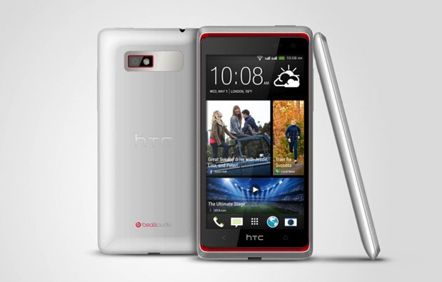 HTC announces the Desire 600 for Russia, Ukraine and the Middle East