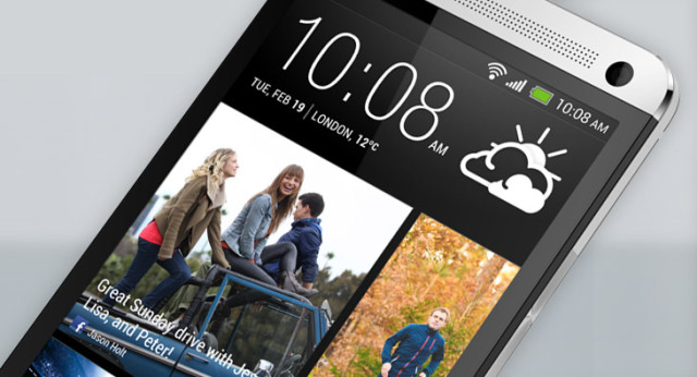 HTC One with stock Android reported to be announced next week