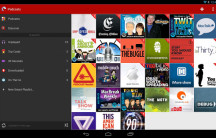 pocket casts_tablet