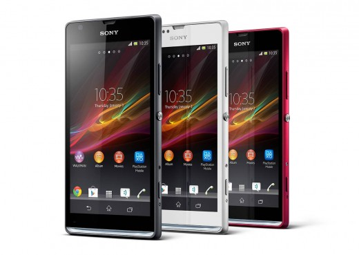 Sony Xperia SP coming soon to Vodafone Australia