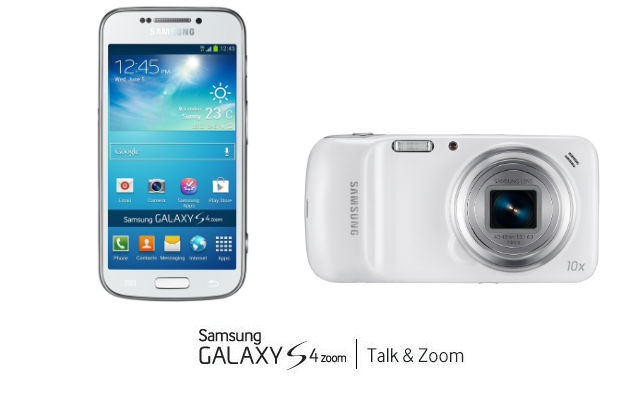 Samsung announces the Galaxy S4 Zoom for Australia