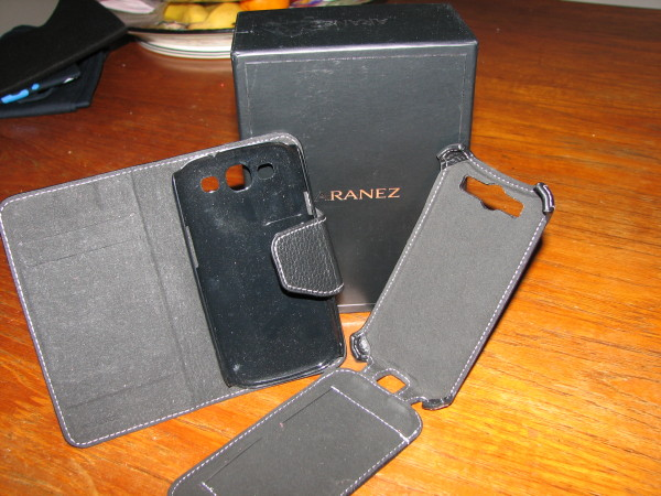Accessory Review: Aranez case for Samsung Galaxy SIII