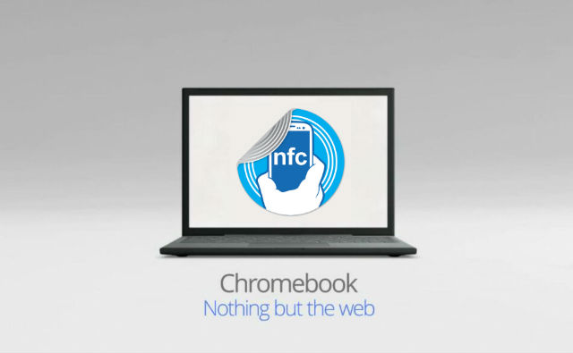 Chrome developer team working to bring NFC to ChromeOS
