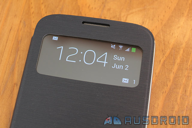 Accessory Review: Samsung Galaxy S4 S View Cover