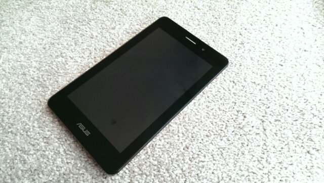Asus Fonepad – first impressions