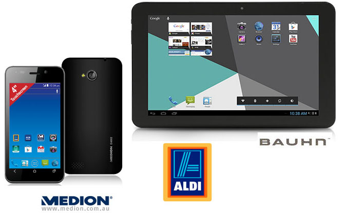 Aldi tablets and phone sale this Saturday - Ausdroid