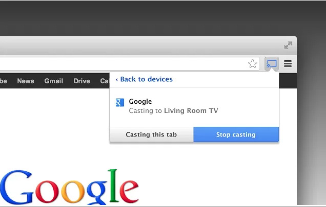 ChromeCast extension now available from the Webstore