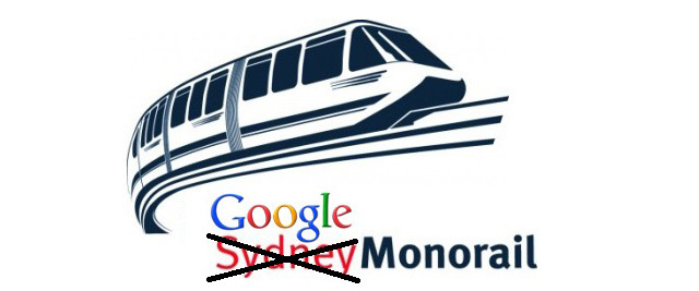 Google Australia looking to buy part of Sydney's Monorail