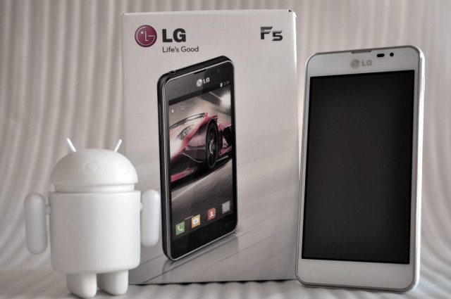 Optus cut the price of the LG Optimus F5 in half – now $149