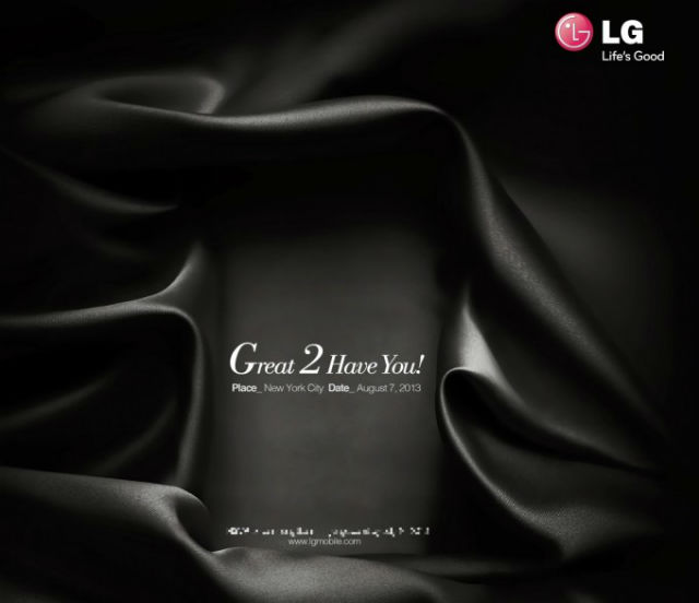 LG Save The Date