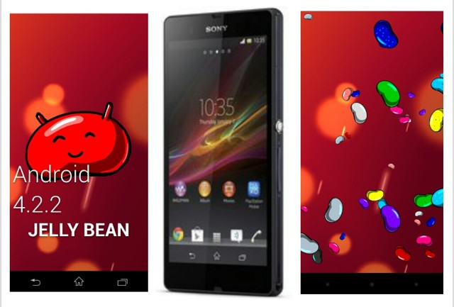 Xperia Z - Jelly Bean 4.2.2