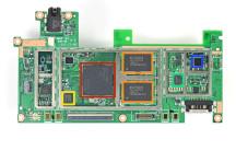 Nexus 7 2013 - Mainboard