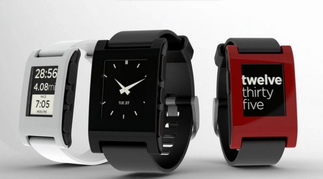 Pebble will begin the rollout of Appstore for their Smartwatch this week