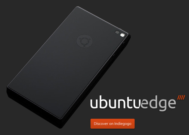 Canonical launch an IndieGoGo campain for Ubuntu Edge – $800 Dual OS Phone