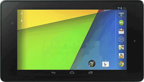 New Nexus 7 shown off again in a new gallery