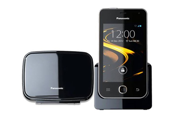 Panasonic announces Android-powered home phone